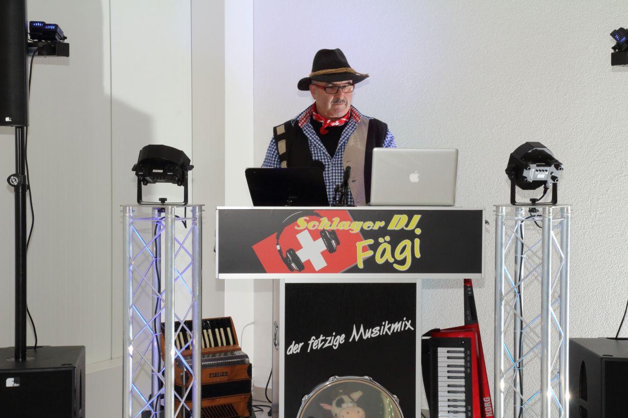 Equipment DJ Fägi 1