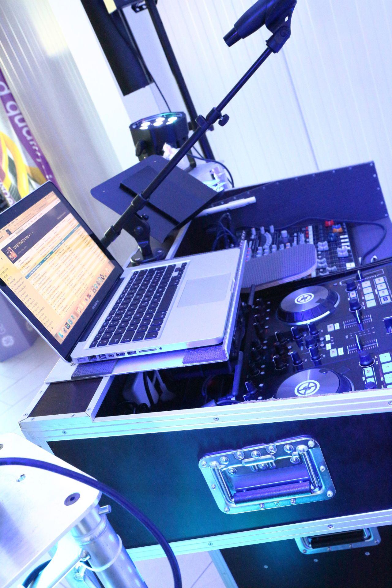 Equipment DJ Fägi 2